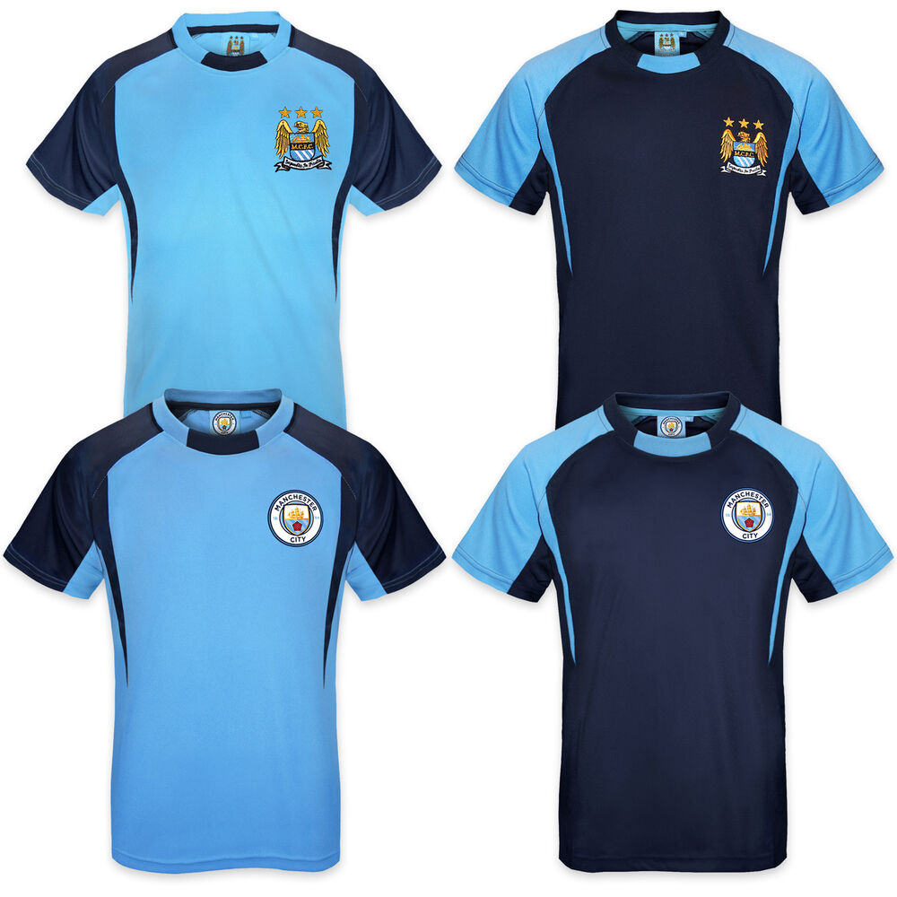 Manchester City FC Official Football Gift Boys Poly ...