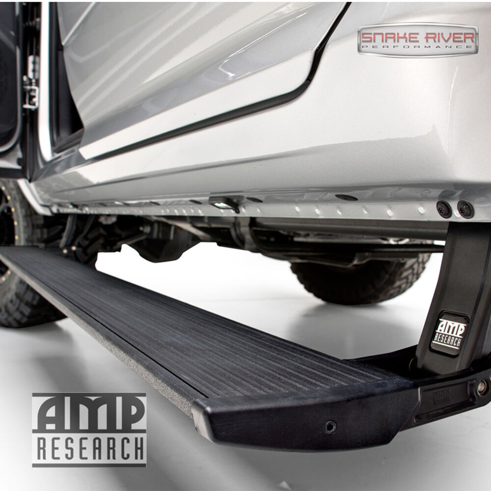 Details About Amp Research Step Side 13 15 Dodge Ram 1500 2500 3500 With Plug N Play