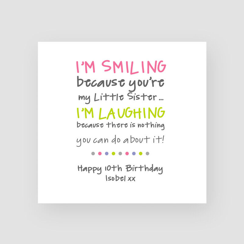 Details About Personalised Handmade Funny Birthday Card For Her
