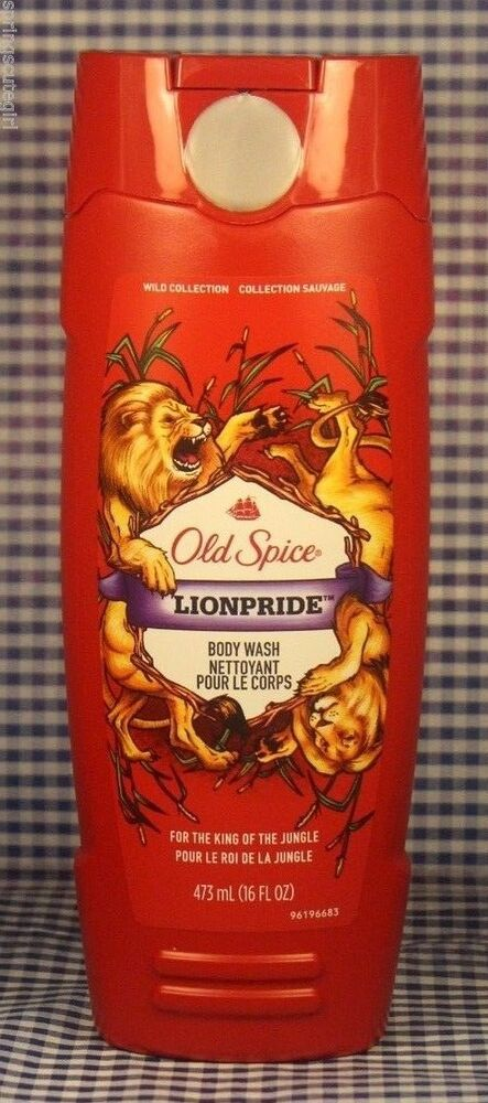 Find helpful customer reviews and review ratings for OLD SPICE Wild Collection Lionpride Body Wash, 16 oz at rythloarubbpo.ml Read honest and unbiased product reviews from our users.