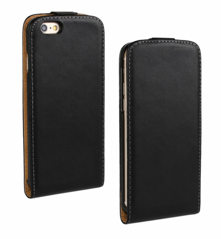 Housse etui coque cuir luxe a rabat apple iphone 6 plus for Etui housse iphone 4