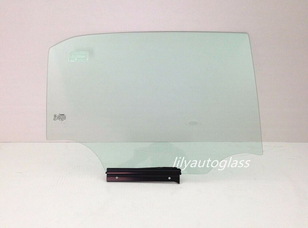Fit 03 08 toyota corolla 4dr sedan passenger side right for Glass back door
