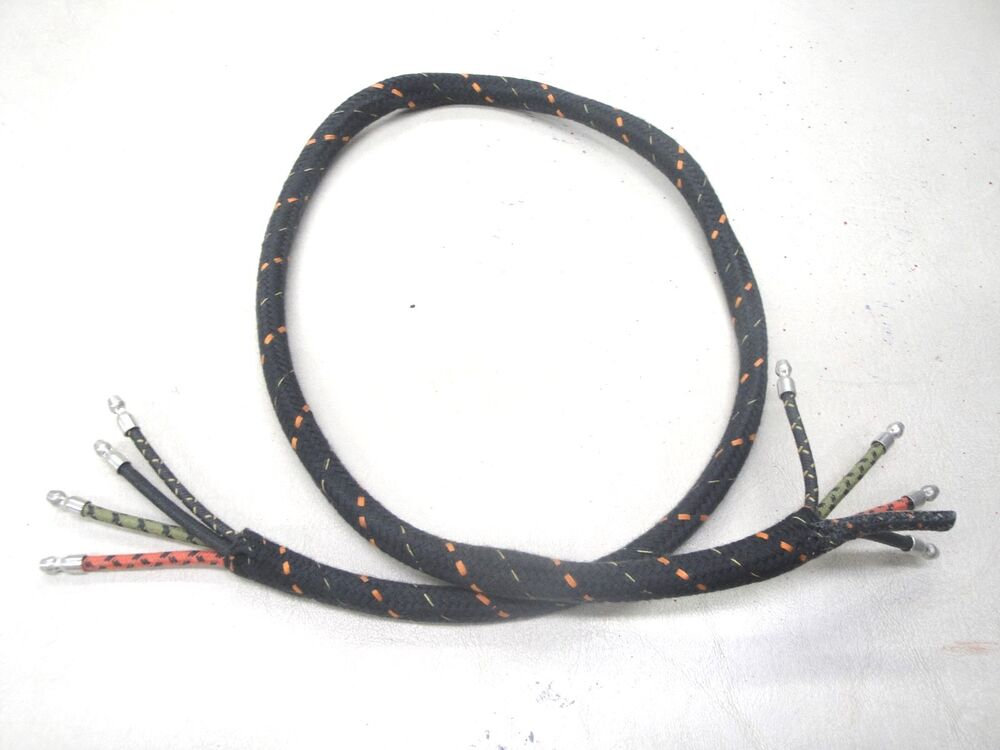 48 49 50 1948 1949 1950 ford truck headlight crossover wiring harness new ebay