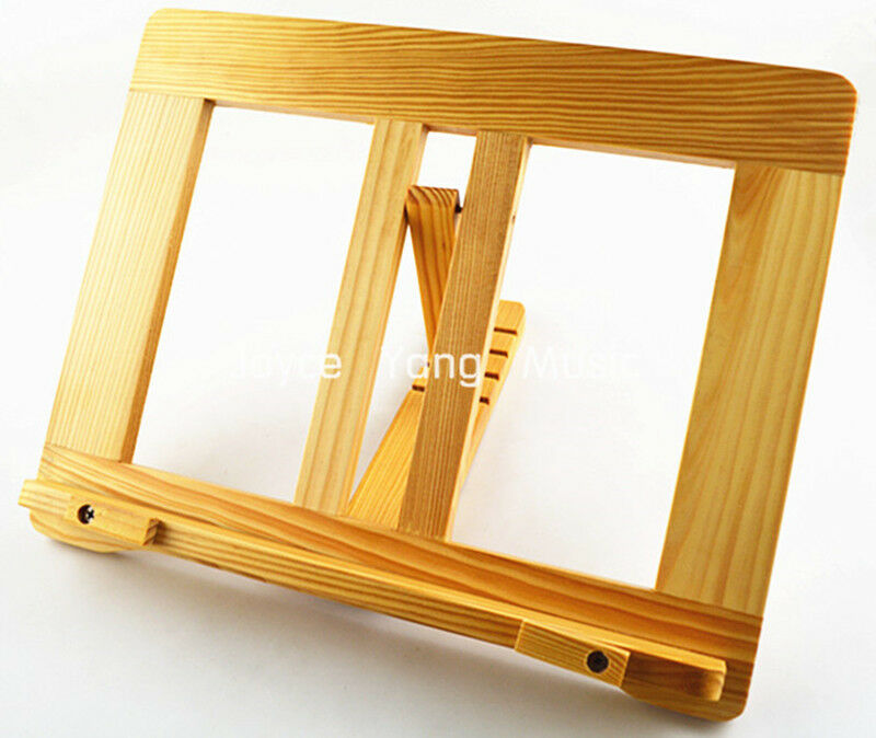 Music Book Stand : music notes stand book stand holder natural wood portable table counte ebay ~ Russianpoet.info Haus und Dekorationen