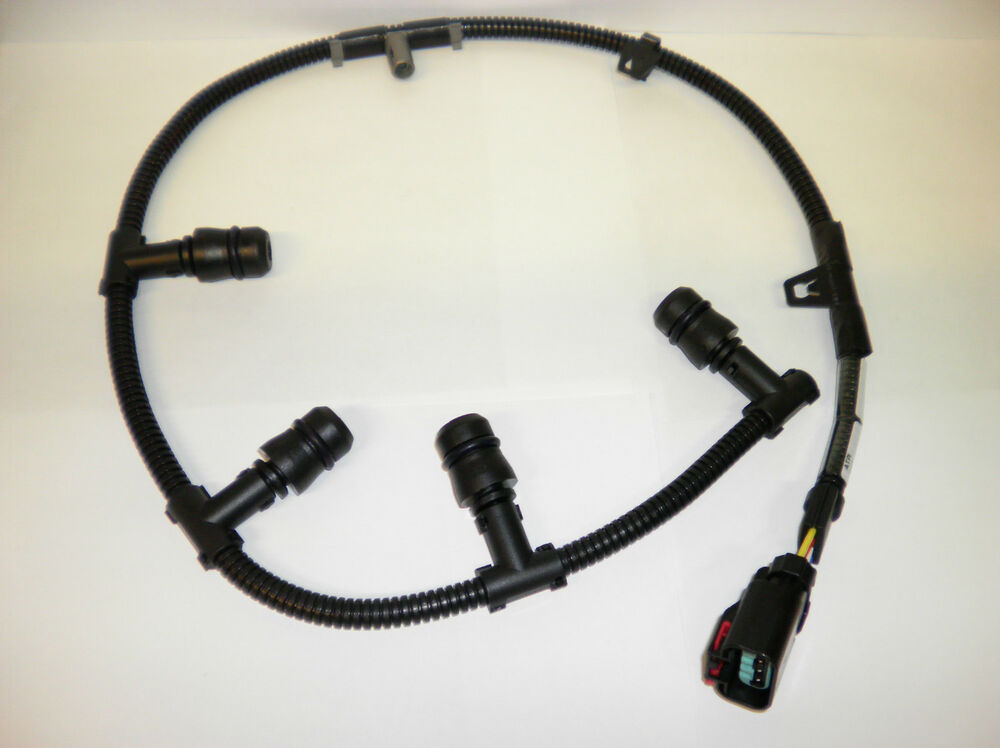 new oem ford diesel lh wiring asy glow plug harness. Black Bedroom Furniture Sets. Home Design Ideas