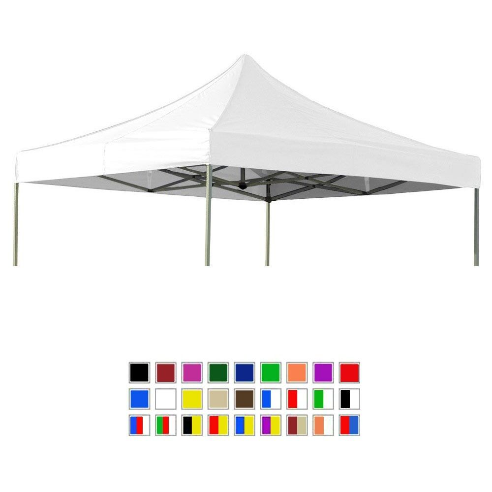California Palms Ez Popup Canopy Tent Replacement Top