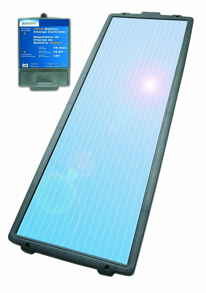 What Is The Best Solar Battery Charger 5 Amp