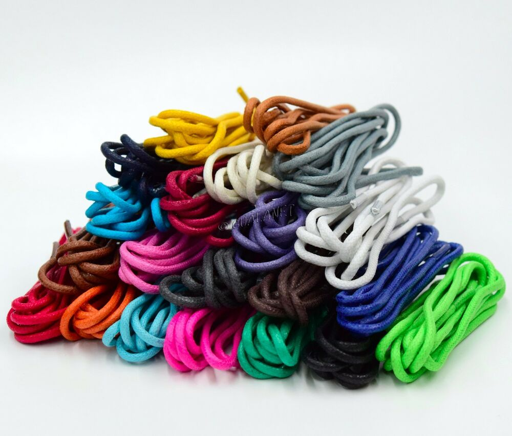 Where To Buy Colorful Dress Shoe Laces