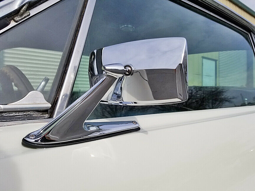Vintage Chrome Door Mirrors Ford Lincoln Mercury Mustang