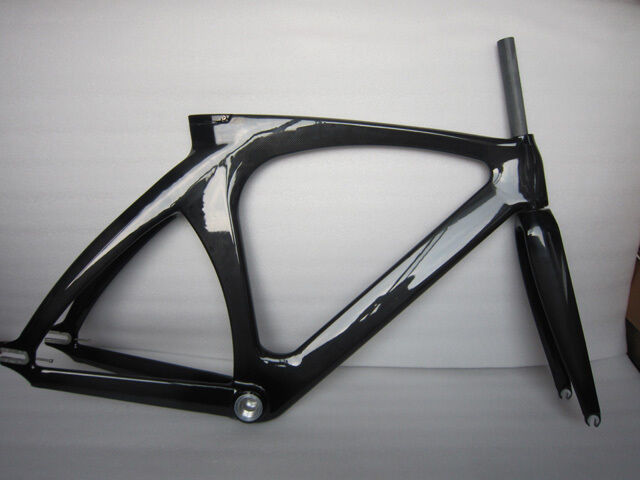 Fixed Gear Carbon Track Bike Frame And Seatpost Single