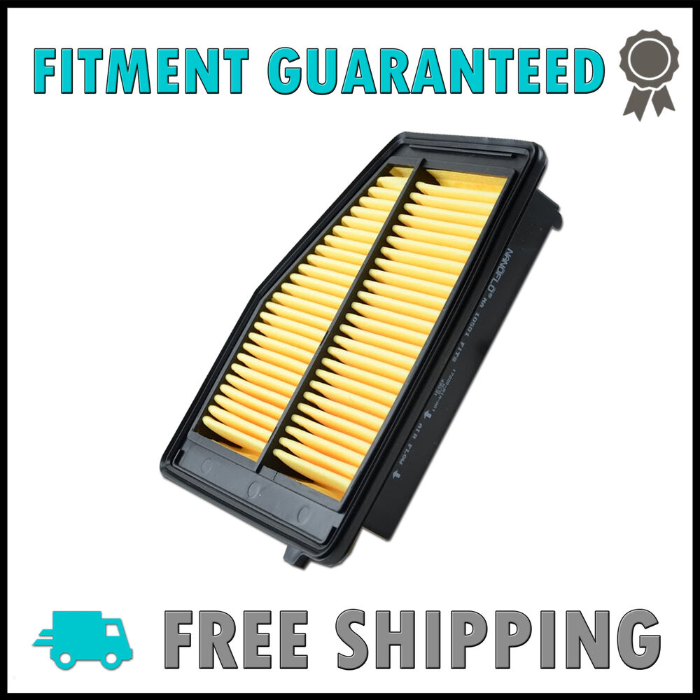 New Engine Air Filter For 2013-2015 Acura ILX 2.0 2012