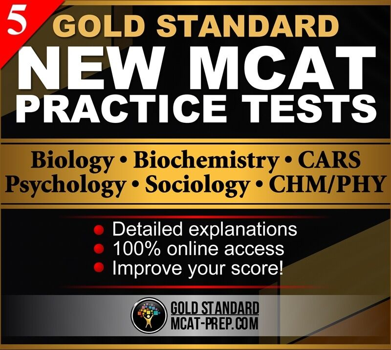 MCAT practice tests are designed to be simulations of the real exam. Question banks can be: 1) chapter, topic or sectional practice questions (with and/or without passages) that may or may not be at the same level of a real MCAT exam.