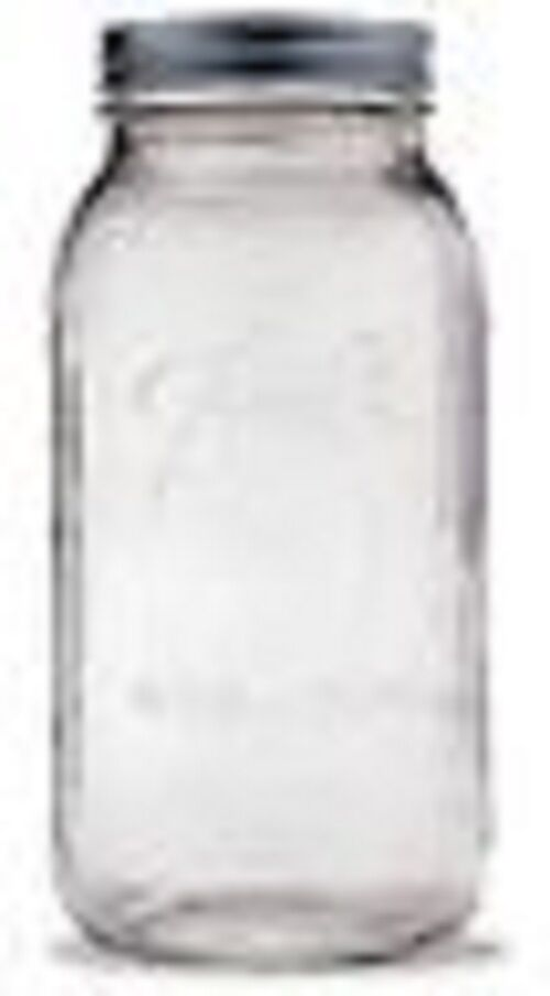 Gallon Glass Jar Wide Mouth