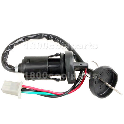 90cc atv ignition wiring ignition switch key 50cc 70cc 90cc 110cc 125cc atv dirt ... atv ignition wiring