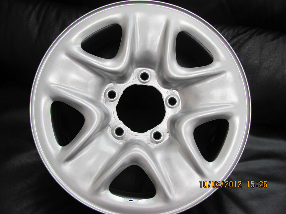 14 Inch Tires >> TOYOTA TUNDRA FACTORY OEM STEEL WHEEL RIM 18x8 2007-2016 ...