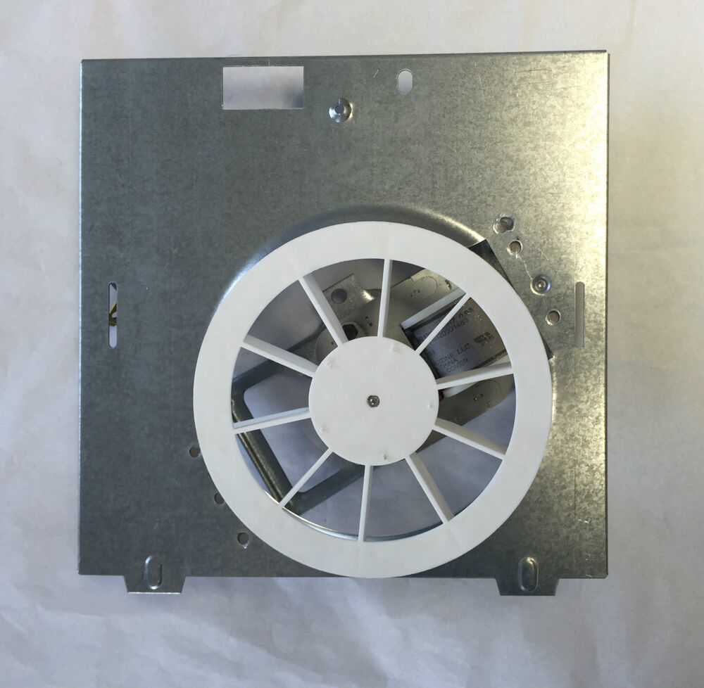 Broan Replacement Bathroom Exhaust Fans: NUTONE Ventilation Fan Assembly 97012026