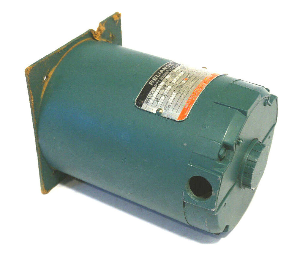 New Reliance Electric P48h3117m Ac Motor 1  3hp 1725rpm