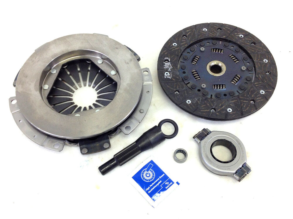 Engine Clutch Plate : Sachs clutch pressure plate kit vw type late
