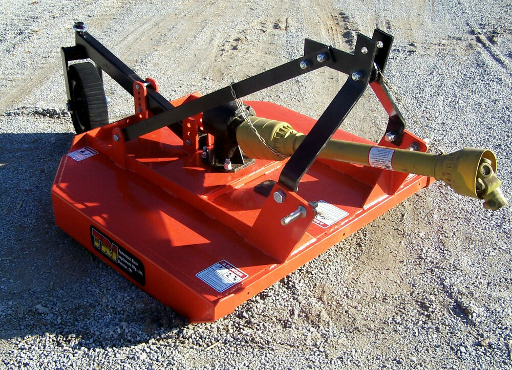 New Tennessee River 40 Quot Brush Cutter 3 Pt Made In Usa Ebay