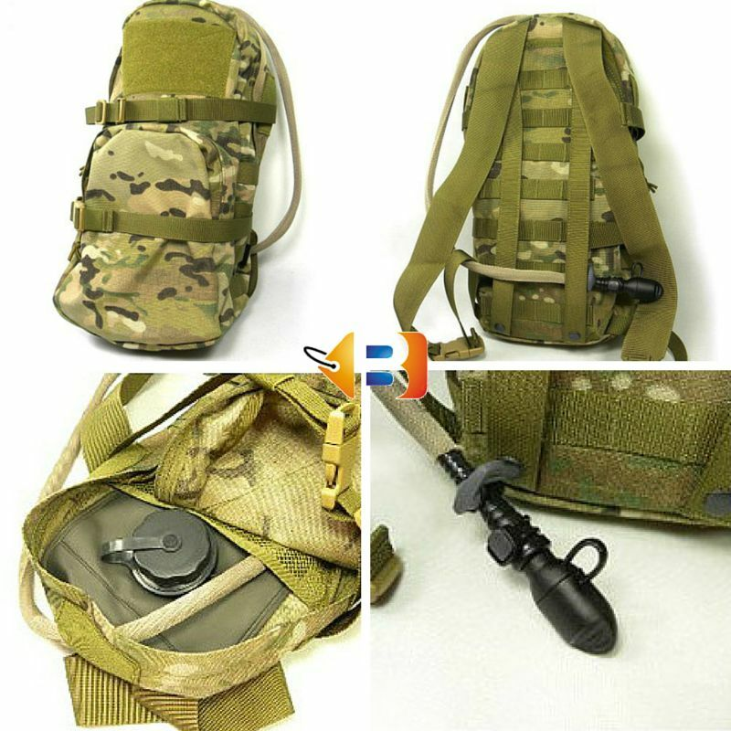 how to clean assault pack