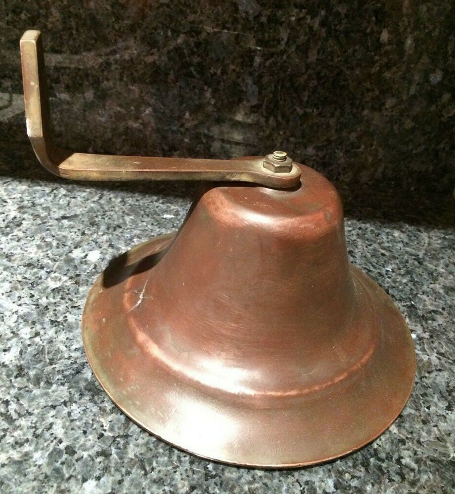 Antique collectible brass bell 8 39 39 very old and rare for Valuable antiques and collectibles