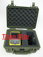 Spectra Precision T41 Series Waterproof Rugged Pelican Carry Case