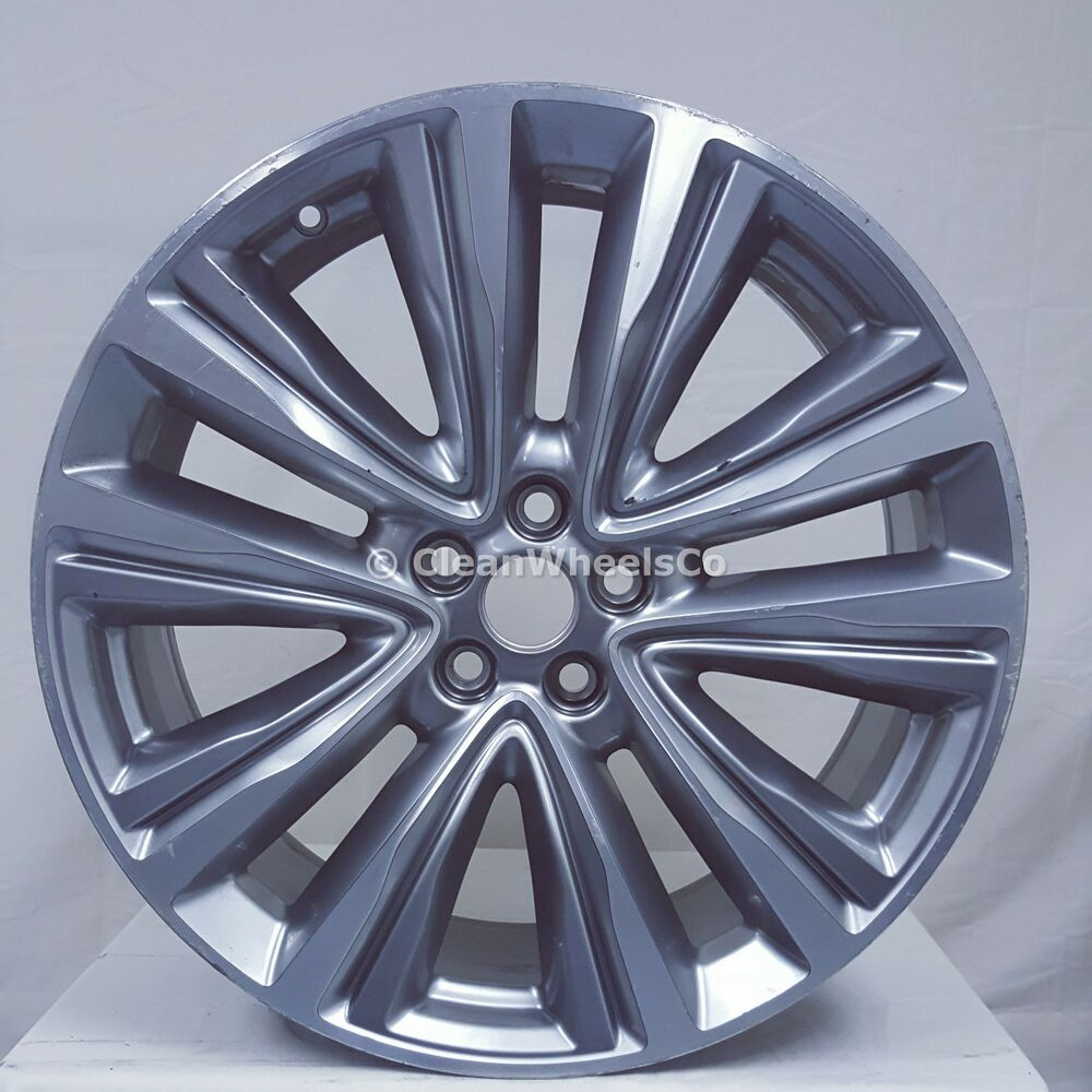 2016 Lincoln Cars: 117A Used Aluminum Wheel - 2016 Lincoln MKX,20x8