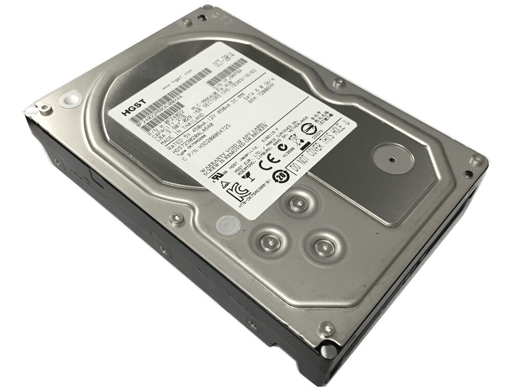 how to prioritise new hard drive