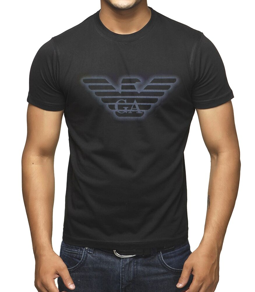 bnwt emporio armani stylish t shirt available in m l and. Black Bedroom Furniture Sets. Home Design Ideas