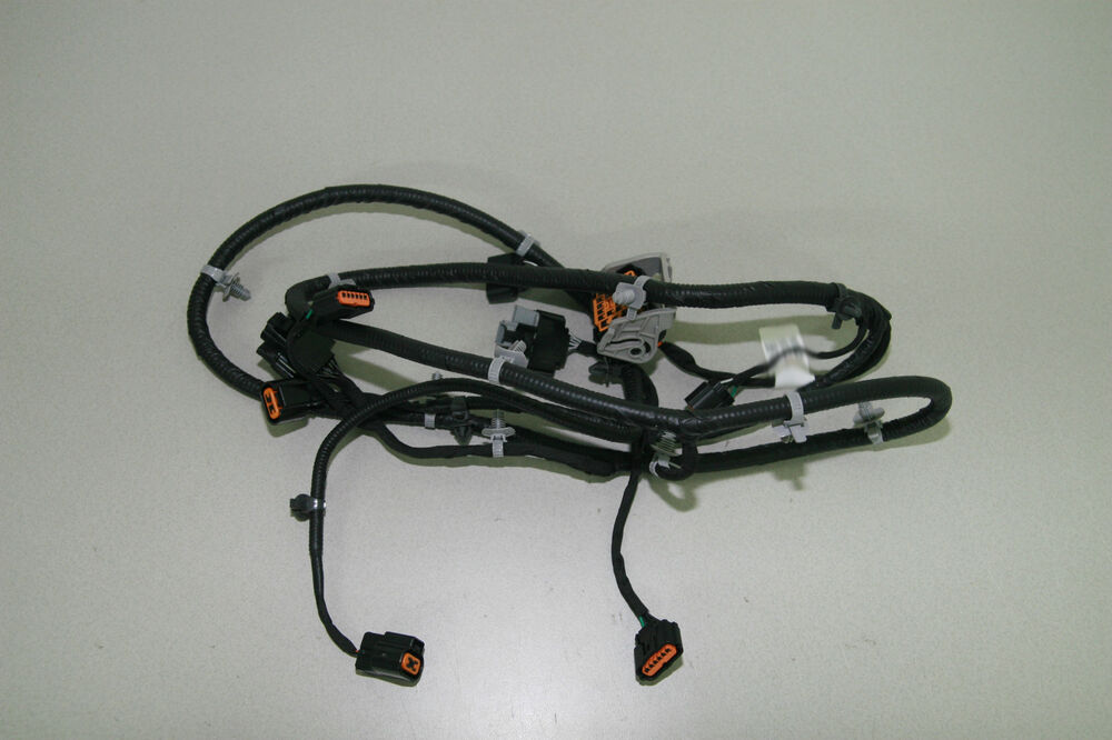 Genuine Oem Fog Lamp Wire Harness Set For 2015 2016  Hyundai Genesis Sedan
