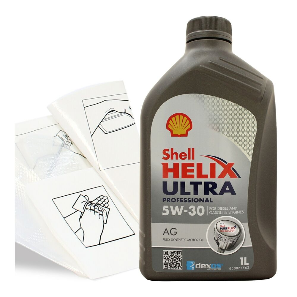 engine oil top up 1 litre shell helix ultra pro ag 5w 30. Black Bedroom Furniture Sets. Home Design Ideas
