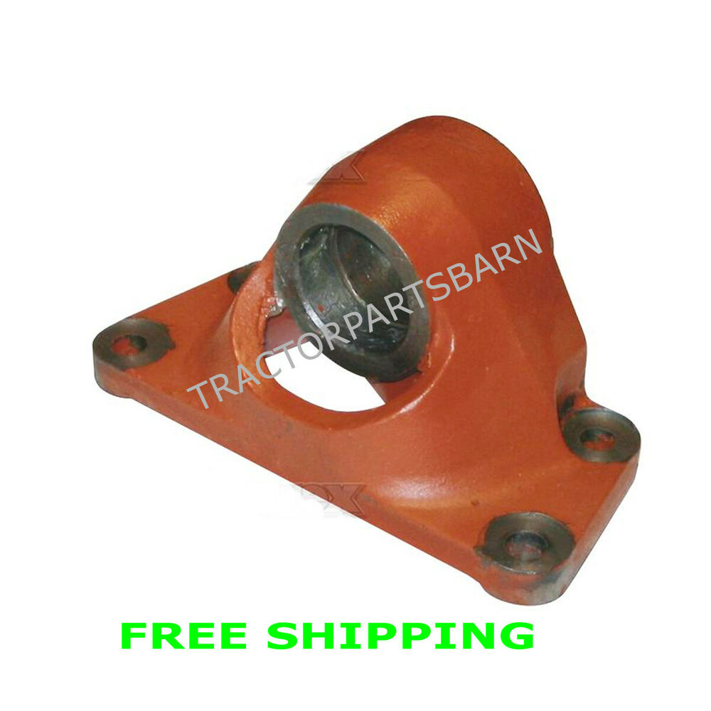 Ford Tractor Front Parts : Ford tractor new front axle pivot bracket bushing