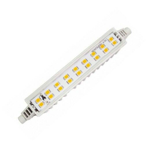 R7 118mm 6watt Ultra Slim Led Replacement For Halogen Lamp