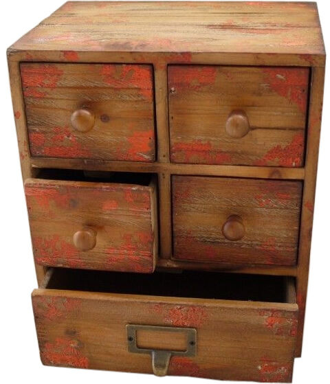 Old Fashioned Chest Of Drawers