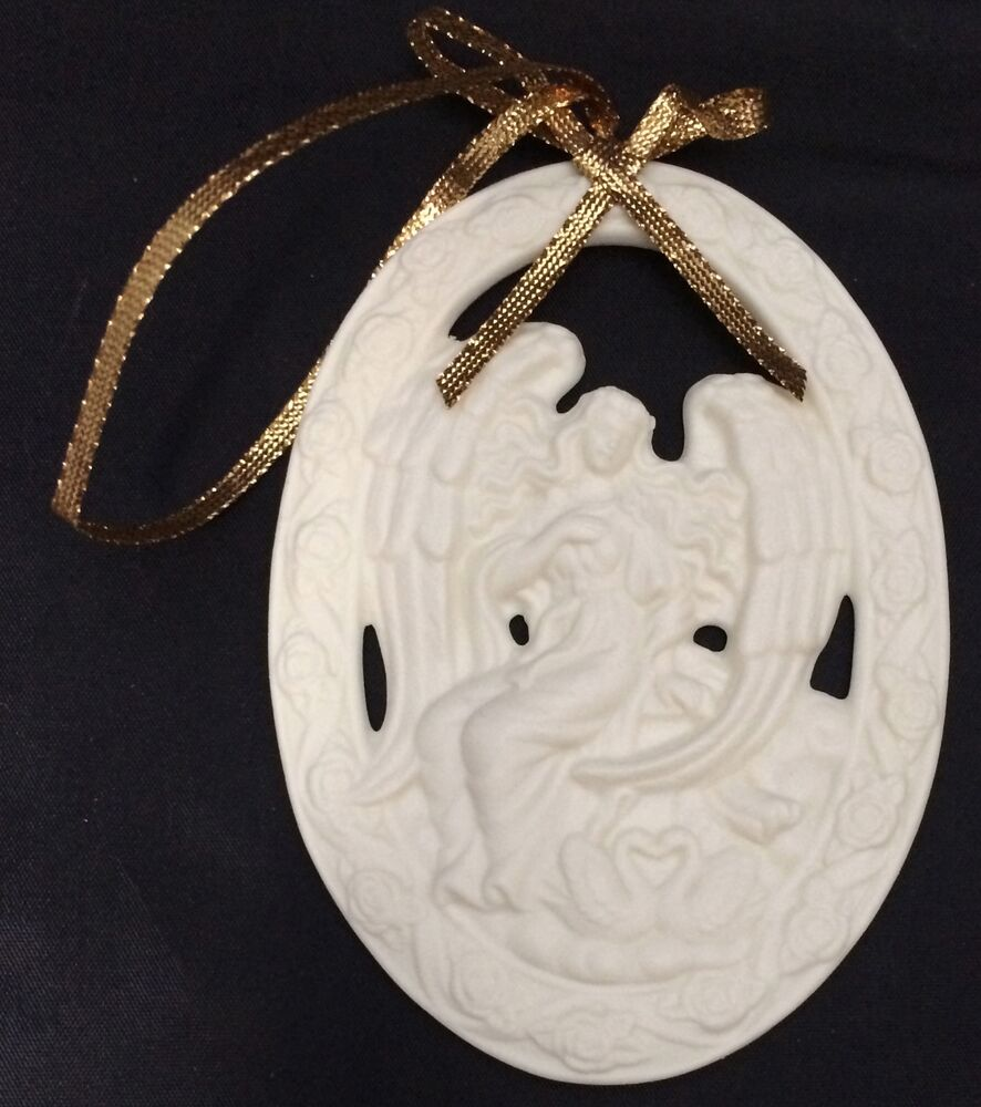 Partylite Angel Of Love Christmas Tree Ornament 2003 P7929 ...
