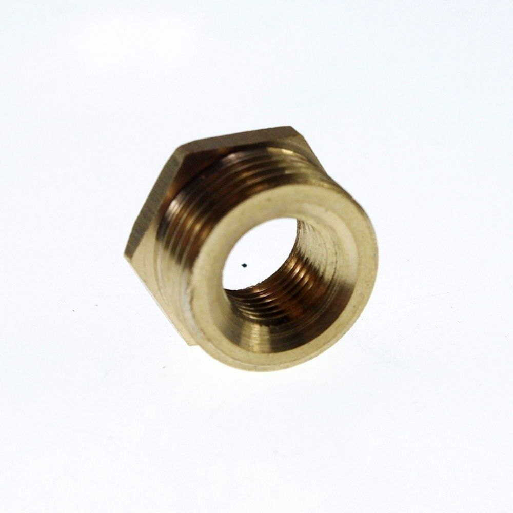 Pcs brass quot male female bspp adapter