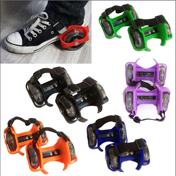 Kids Shoes With Wheels Attached