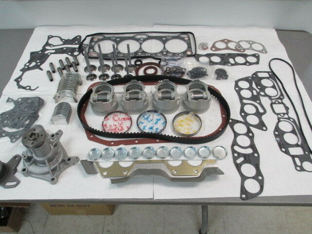Mitsubishi 4G64 Forklift Engine Reman Kit | eBay