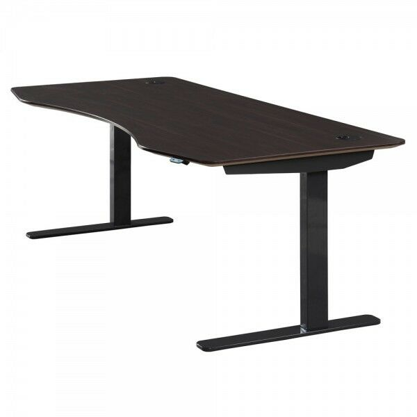 Apex Ax7133aw Motorized Sit Stand Height Adjustable Table