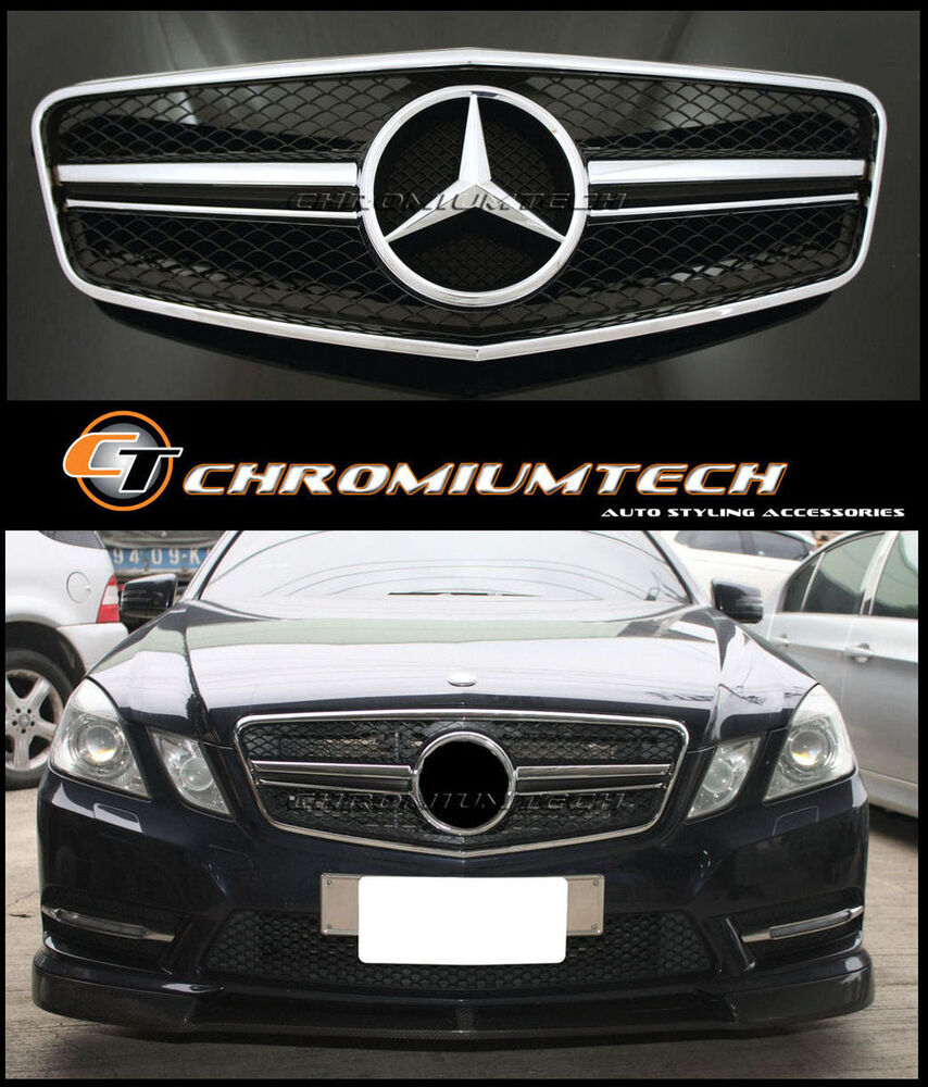 2009 Mercedes Benz Cl Class Exterior: 2009-2013 Mercedes W212 E-Class Saloon Or Estate BLACK