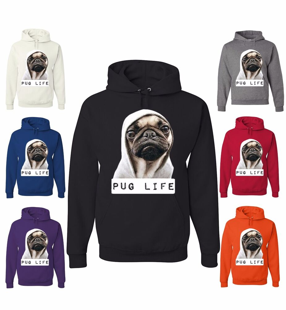 Hoodies for pugs