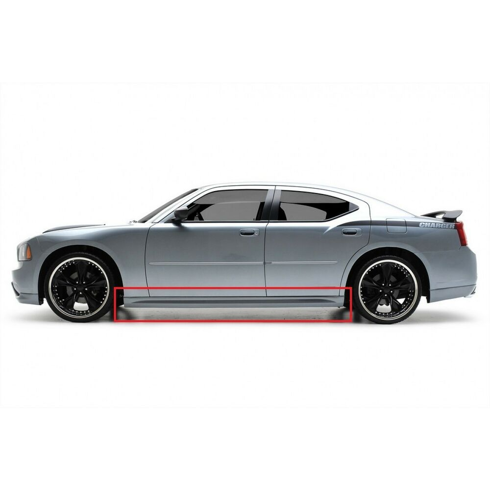 dodge charger painted rocker panels body kit ps2 silver ground effects kit. Cars Review. Best American Auto & Cars Review