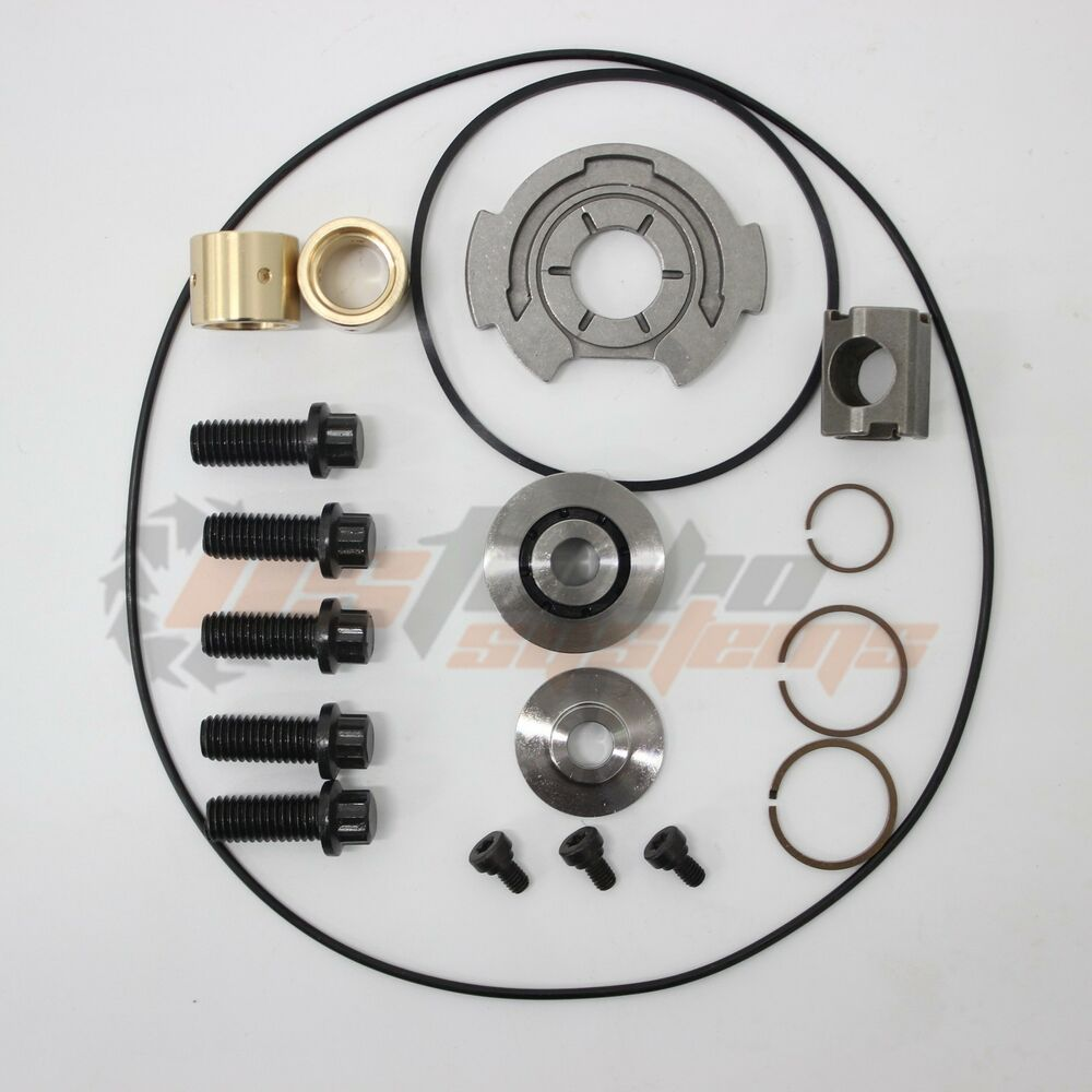 Garrett Turbocharger Rebuild Kits: Powerstroke 6.0L Duramx 6.6L GT37VA Turbo Repair Kit