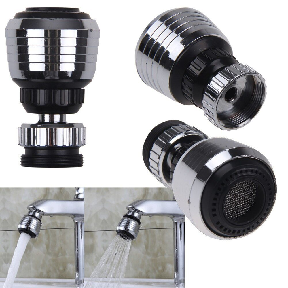 Swivel Aerator For Kitchen Faucet: New Swivel Spray Steam Aerator Faucet Thread Tap Water