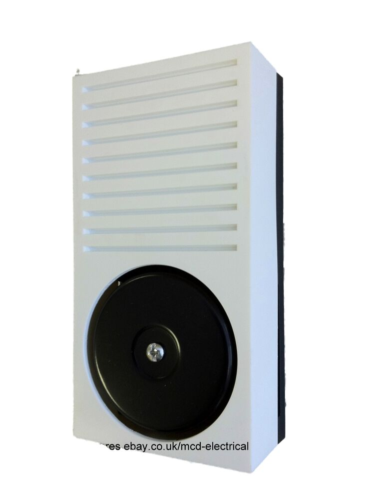 friedland d902 bell in one battery operated wired door