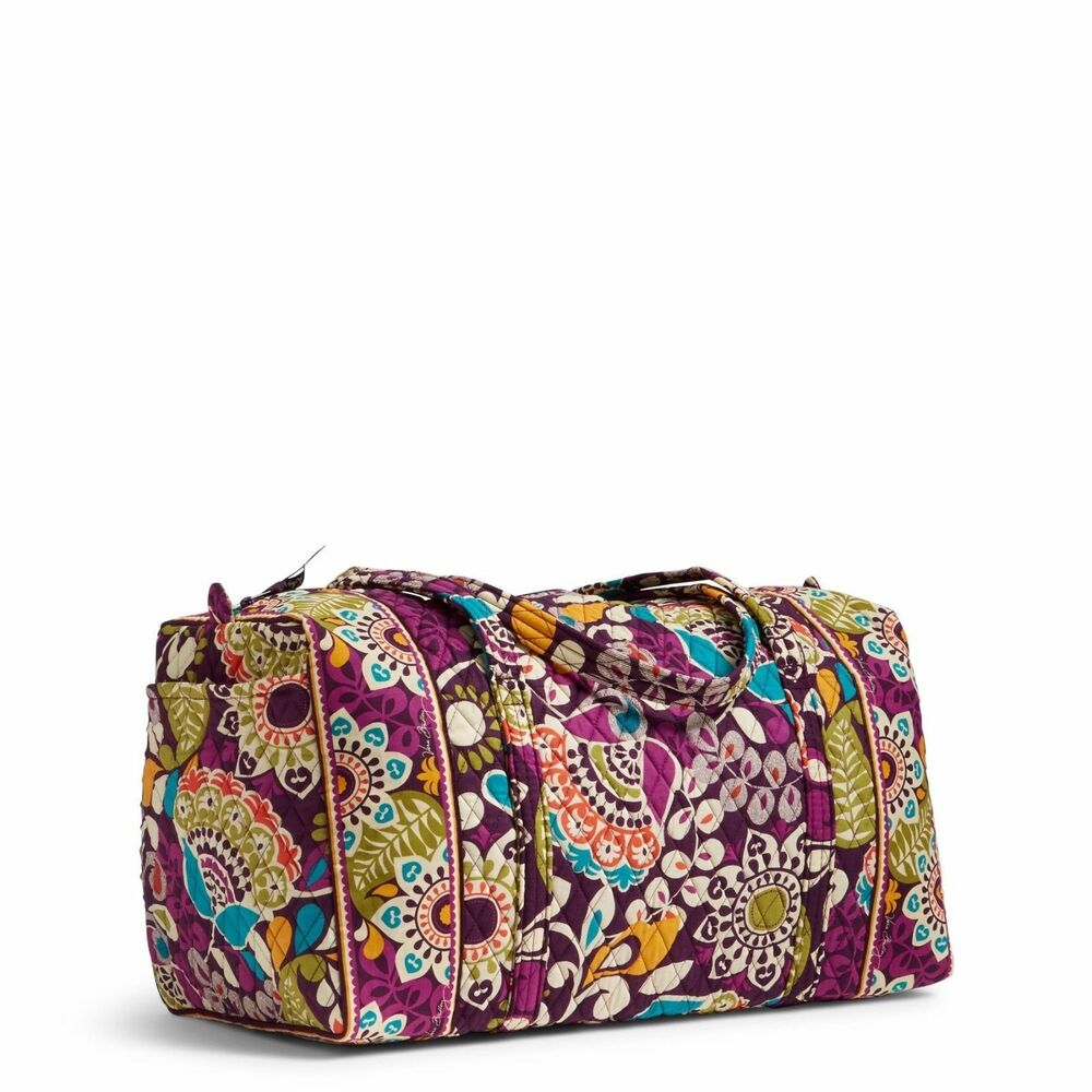 Be unique with your Vera Bradley bags & luggage! QVC is the place to find an array of Vera Bradley patterned backpacks, diaper bags, wristlets & more.