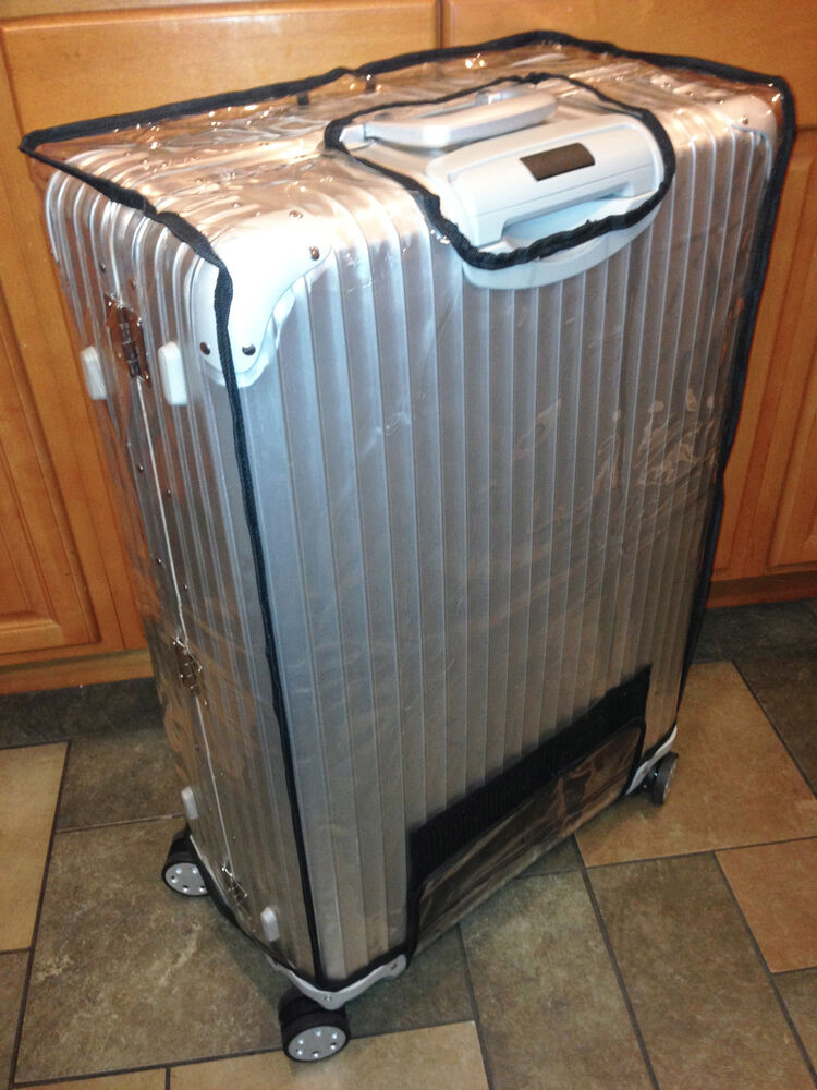 protective skin cover protector for rimowa topas stealth multiwheel 26 case usa ebay. Black Bedroom Furniture Sets. Home Design Ideas