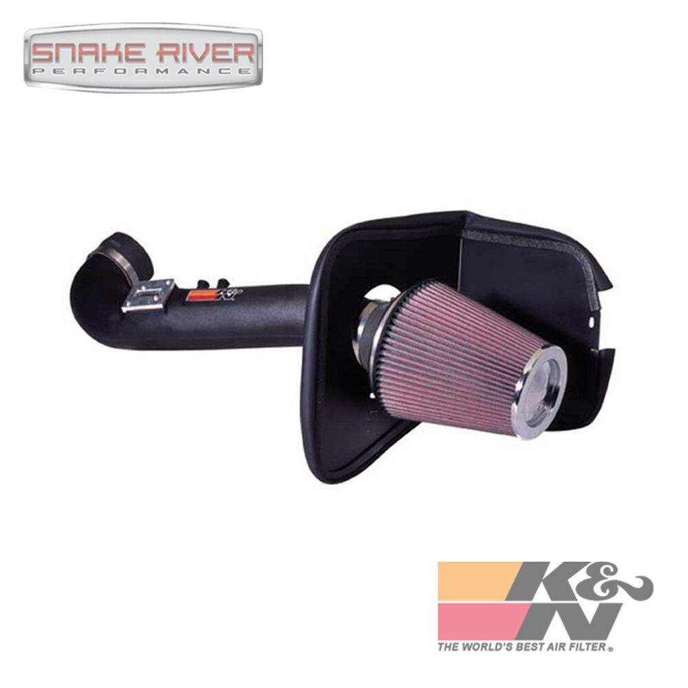 k u0026n performance aircharger cold air intake for 08