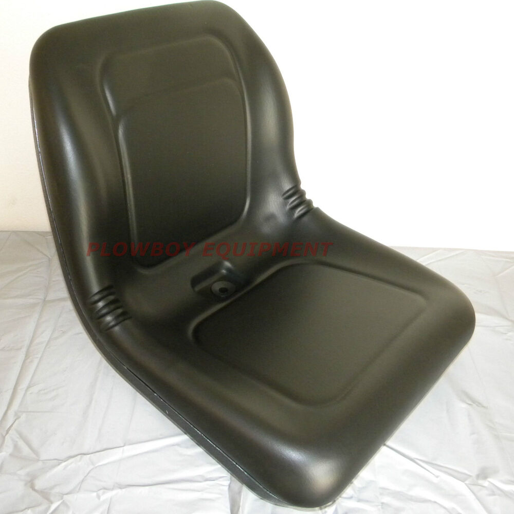 Turf Tractor Seats : Lawn garden mower universal seat for john deere compact