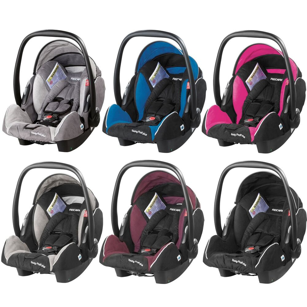 Recaro Young Profi Plus Anleitung: Recaro Young Profi Plus Isofix Baby/Infant Group 0+ Car